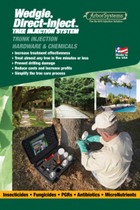 ArborSystems Direct-Inject Brochure